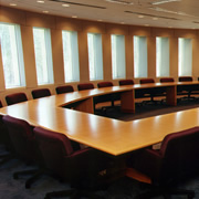 Woodpecker Enterprises: Custom Boardroom Table