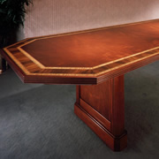 Woodpecker Enterprises: Traditional Mahogany Conference Table