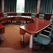 Custom Conference Tables Boardroom Tables Design Gallery Woodpecker Enterprises